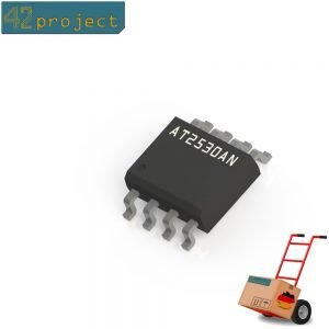 ATMEL AT25320 EEPROM SERIAL SPI 32kBit 1,8 bis 5,5V SOP8 150mil SMD-8 pin SOIC