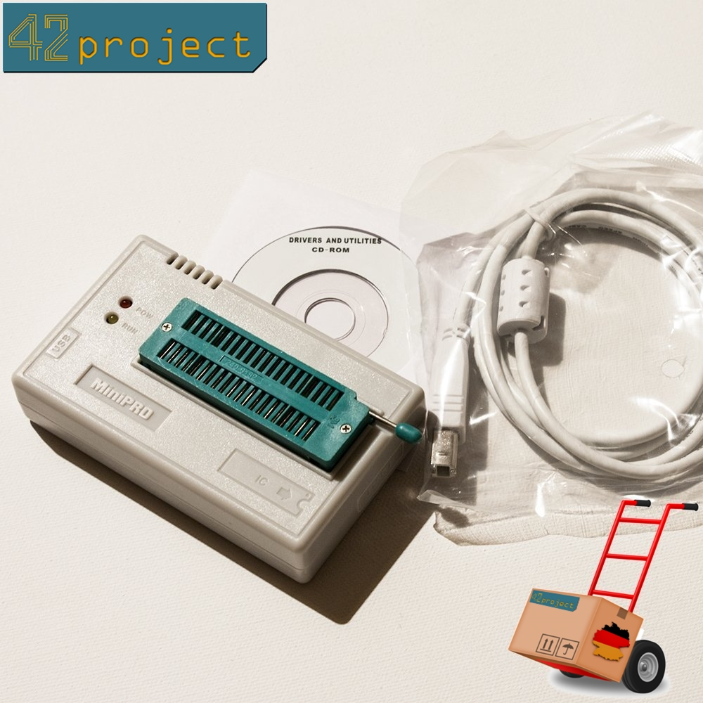 TL866CS Universal Mini Pro USB Programmer für BIOS ATMEL AVR PIC EEPROM TL866