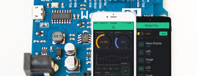 WeMos D1 WiFi Development Board ESP8266 ESP-12E For Arduino IDE