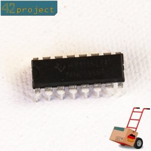 SN74HC595N 8 bit Schieberegister Shift Register 74HCT595 DIP-16 IC für Arduino
