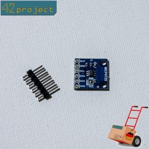 DAC I2C 12-Bit MCP4725 Digital zu Analog Wandler Breakout Board für Arduino IIC