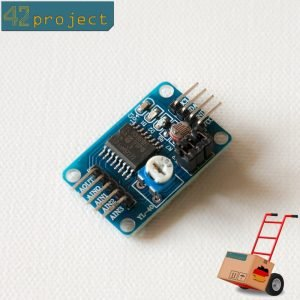 4-Kanal ADC / DAC I2C 8-Bit PCF8591 Analog Digital Wandler Converter für Arduino