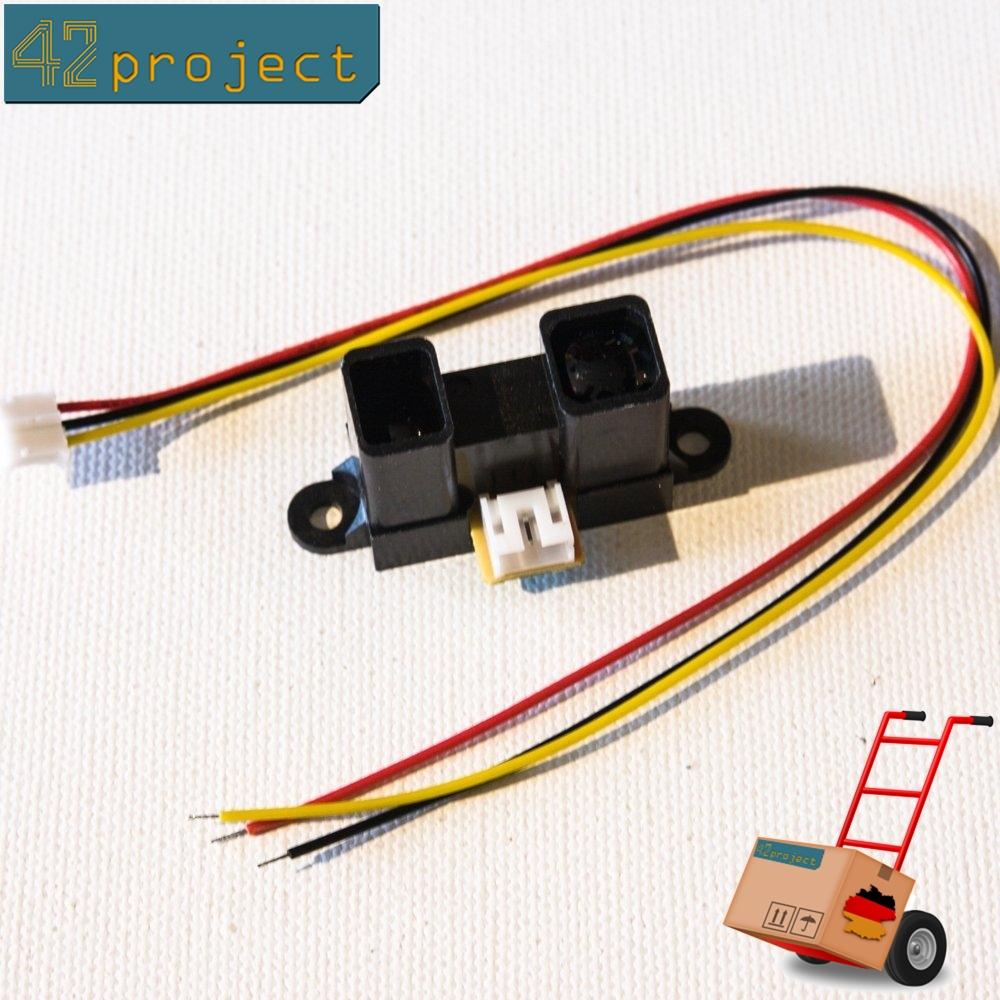 IR Distanz-Sensor GP2Y0A02YK0F infrarot Abstandssensor 20-150cm für Arduino