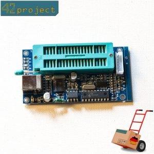 PIC Mikrocontroller K150 USB Programmierung Programmer ICSP für z.B. PIC16F630