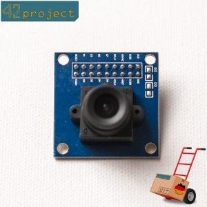 VGA CMOS Kamera Modul OV7670 |640 x 480| SCCB/I2C für Pi, STM32, Arduino, PIC