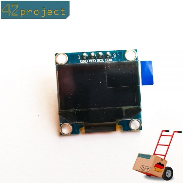 LED-Display 128 x 64 Bildpunkte I2C