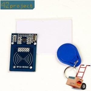 RFID 13.56Mhz RC522 Kartenlese/schreib KeyCard MFRC522 für Arduino Raspberry STM