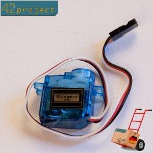 Getriebe Micro Servo 9g / SG90 für RC Modelle, Flugzeuge und Boote Arduino komp.