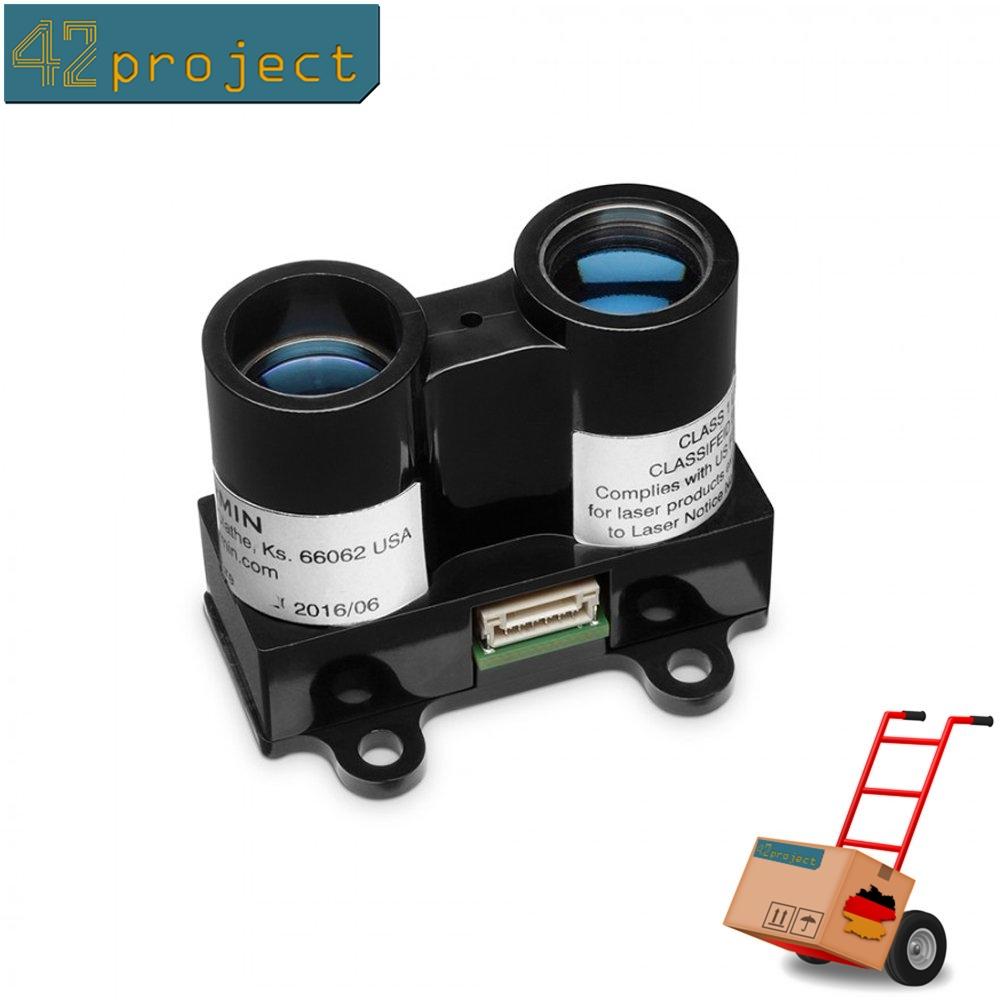LIDAR-Light Distanz-Sensor Laser Abstandssensor 40m Reichweite I2C für Arduino