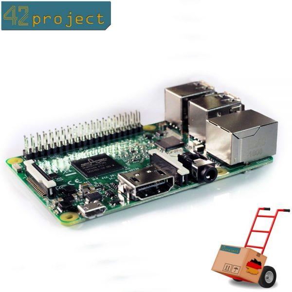 Raspberry Pi 3 Modell B 1 GB