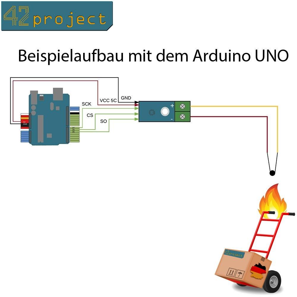 Fantastisch Thermoelement Schaltplan Ideen - Elektrische Schaltplan ...