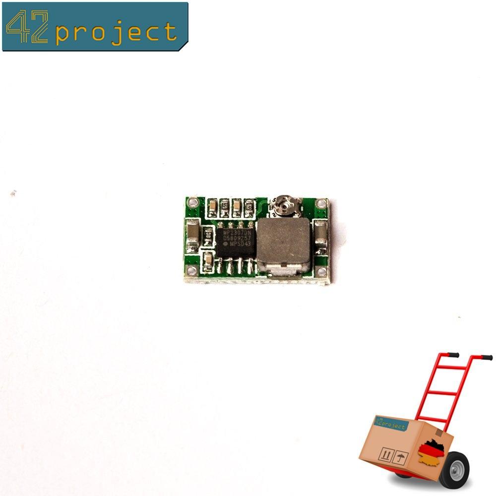 42project Elektronik Mikrocontroller Und Zubehr Kaufen High Power Buck Converter Dc Mp2307 Schaltregler Von 475 23v Zu 1 17v 18a Step Down