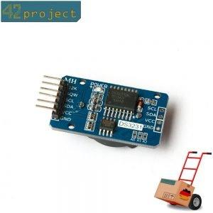 RTC DS3231 I2C Modul Echtzeituhr Arduino
