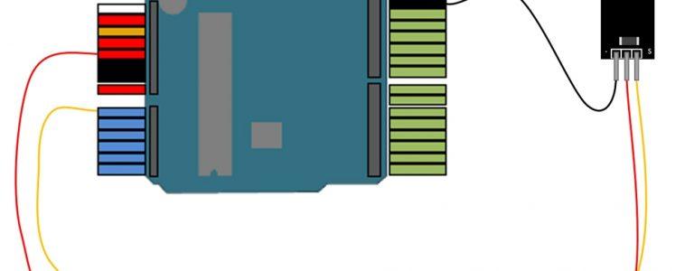 KY-013 NTC Thermistor Anschluss an Arduino Uno