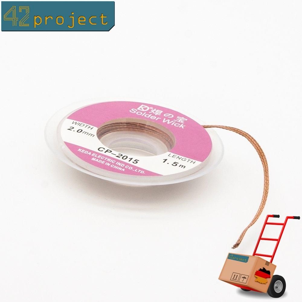 Lötzinn Löt-Draht Spule Sn99,3 Cu0,7 Blei-frei ø1mm 10g 3m Solder für DIY