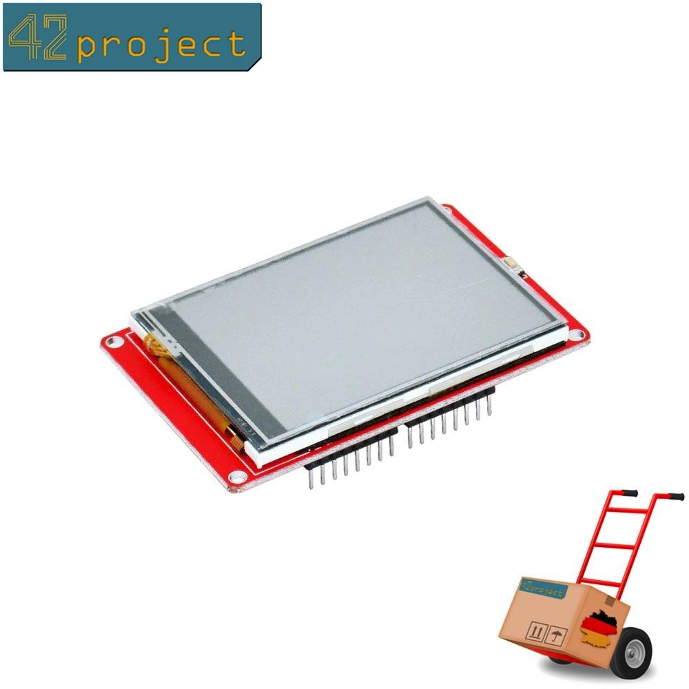 2,8 Zoll TFT-LCD-Touchscreen-Modul Legen Sie das UNO Mega 2560
